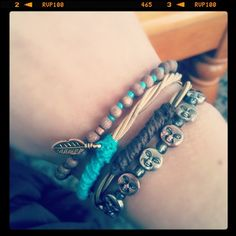 Check out more at:    http://www.etsy.com/shop/RecycledHope    or email us custom orders at:    recycledhopejewelry@gmail.com