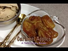 Caramel Apples Tefal Actifry Recipe cheekyricho recipe these are better than apple fritters. Little puffed golden caramel coated morsels of tart sweet apples. She will be apples with this simple recipe. Cheekyricho youtube http://youtu.be/QMzBtQ15wtw