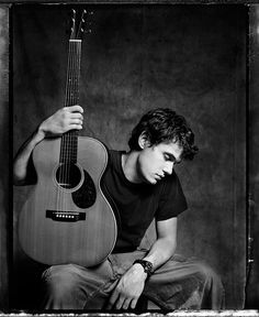 John Mayer and a guitar. I could listen to this combination forever.