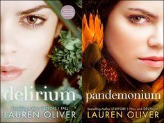 Delirium and Pandemonium by Lauren Oliver