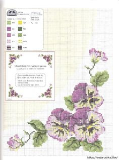 This Pin was discovered by Ilk Funny Cross Stitch Patterns, Cross Stitch Borders, Cross Stitch Rose, Cross Stitch Alphabet, Cross Stitch Flowers, Cross Stitch Designs, Cross Stitching, Cross Stitch Embroidery, Hand Embroidery Flowers
