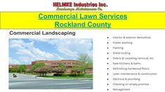 Helmke Industries provides highest quality commercial lawn services for Rockland County. If you have any question, contact us (845) 398-2300.