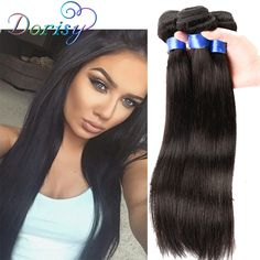 Cheap product probe, Buy Quality products asia directly from China products llc Suppliers: 	Malaysian Straight Hair Style Dorisy Hair Products 4 Bundles/Lot 	Top Grade HLSK Queen Hair Company  Human Hair Ex