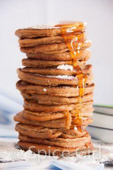 Pumpkin Kodiak Cakes and a Kodiak Cakes Giveaway - Kim's Cravings