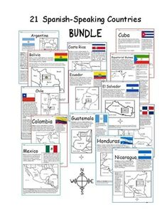 puerto rico printable handout with map and flag spanish for kids worksheets puerto rico. Black Bedroom Furniture Sets. Home Design Ideas