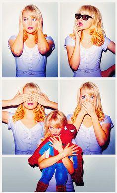 Emma Stone, The Amazing Spider-Man
