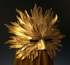 Le Roi Soleil or the Sun King by TheArtOfTheMask on Etsy