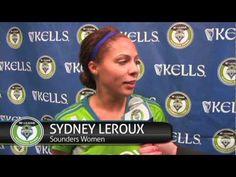 Sounders Women 5 - 0 Seattle University (VIDEO)