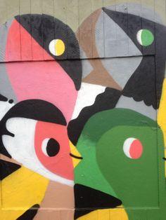 Birds  #art #wallart #streetart #graffiti #street #manchester #north