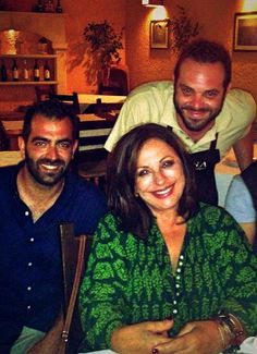 Xaris Alexiou at Alana Restaurant! #SeenatAlana