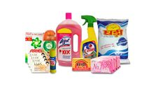 Keep your kitchen, dining room and bed rooms spic and span with our wide range of cleaning products on quick2kart.com