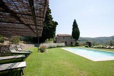 Villa San Martino garden