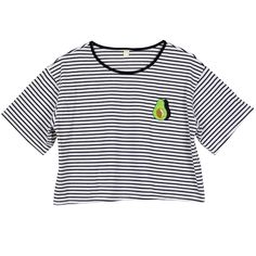 AVOCADO CROP TOP. Absolutely obsessed with Shopinuinu and Storedogdog!