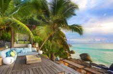 Private Villa, North Island, Seychelles