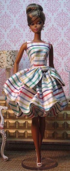 Bellissima couture fashion barbie