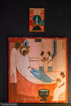 Stało się to, czego obawiano się od początku sporu o kamienicę przy Kanoniczej 15. Kaplica zaprojektowana i ozdobiona ikonami przez Nowosielskiego już nie istnieje. Kościół chce tu stworzyć biura na Światowe Dni Młodzieży.