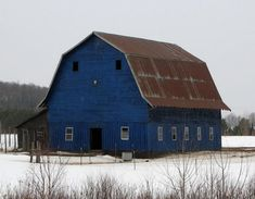 Barns tell the story
