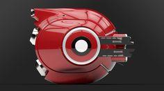 ArtStation - Oblivion Robot Orb redesigned, Bosko Ognjevic