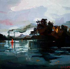 Edward B. Gordon: Die rechte Uferseite