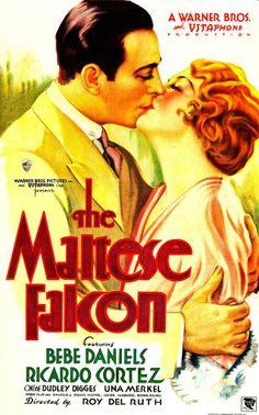 THE MALTESE FALCON // usa // Roy Del Ruth 1931