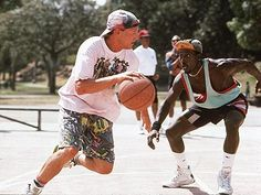 """White Men Can't Jump:  """"Give him the chump..."""""""