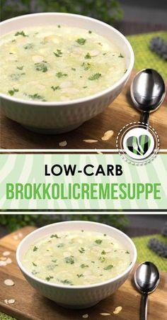 Die Brokkolicremesuppe ist lecker, lowcarb, glutenfrei, lchf, keto. Außerdem ist das Rezept einfach gekocht.