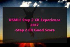 USMLE Step 2 CK Experience 2017 -Step 2 CK Good Score Visit (MedBooksPDF) NOW #telegram https://t.me/freemedicalbooks