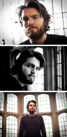 Tom Burke photographed by Paul Black
