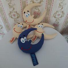 Moon crib toy for Nursery Crib bedding Nursery bedding by Madalii