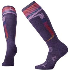 Everything about this sock was created to work seamlessly with a high-performance boot: strategically placed cushioning on the heel and toe, light shin cushion, non-cushioned heel and toe, and all the benefits of Merino to help keep you warm and dry. The 4 Degree® elite fit system creates a dialed fit and Indestructawool™ durability technology delivers long-lasting wear. A women's-specific fit creates a narrower heel and overall slimmer fit.