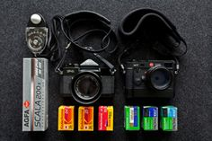 shoot film once and while. still rules.