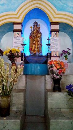 Mother Mary at graha maria annai Velangkanni - Catholic church medan - Indonesia