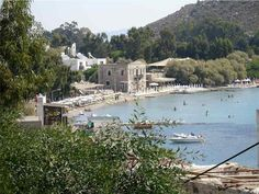 Stone house hotel on the beach at Akyarlar. The Bodrum Peninsula's southern gem.