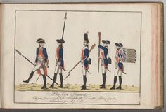 Prinz Carl Regiment - 1784