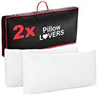 Pillow Lovers 2er Set Kopfkissen 40x80 Cm Doppelpack