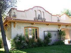 LA\'s Spanish Colonial Revival Homes | Spanish colonial, Spanish ...