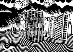 Atoms for Peace - Thom Yorke - Judge, Jury and Executioner Framed Records, Vinyl Records, Atoms For Peace, Vinyl Frames, Thom Yorke, Vinyl Junkies, T Art, Radiohead, Vinyl Cover