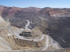 Chino Mine, Santa Rita, NM