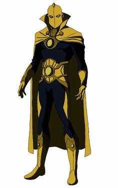 doctor fate young justice by Fateroid12.deviantart.com on @DeviantArt