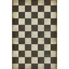 Spicher and Company Checkered Indoor/Outdoor Floor Mat ($39) ❤ liked on Polyvore featuring home, rugs, checkered past black, outdoor rugs, outside rugs, indoor outdoor floor mats, black outdoor rug and outdoors rugs