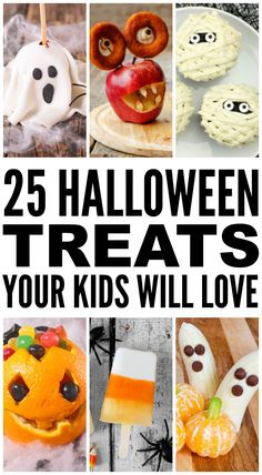 Found it at wayfair airblown pumpkins stack on each for Easy fun halloween treats for school