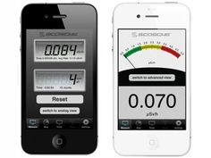 Radiation Detector for iPod and iPhone