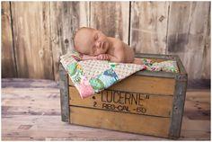 Newborn Baby Girl Photos | using heirlooms in photos | Missy B Photography | Walnut Creek, CA Newborn Photographer » Missy B Photography