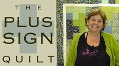 The Plus Sign Quilt: Easy Quilting with Charm Packs!