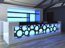12-Led Leuchten Theke Bar