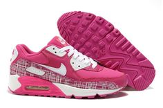 Even though they are pink. ♥♥♥♥♥♥♥♥♥♥♥♥♥♥Pink Nike Shoes for Women   Nike Shox Shoes >> Air Max Women Shoes >>Nike Air Max 90 Vivid Pink ...