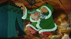blu raycom screenshot mickey christmas christmas carol mickey mouse and - Mickey Mouse A Christmas Carol