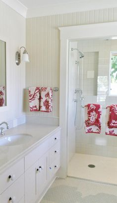 guest cottage bathroom