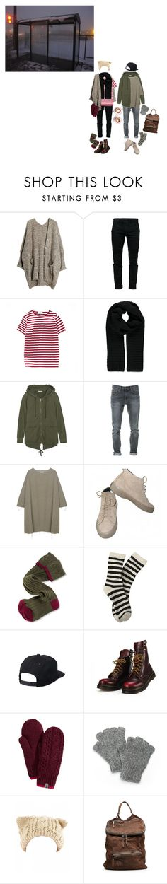 """""""AND WHEN THE KIDS ARE OLD ENOUGH, WE'RE GOING TO TEACH THEM TO FLY."""" by likedeadroses ❤ liked on Polyvore featuring Balmain, Forever 21, James Perse, Zara, BLACK CRANE, Superga, Barbour, Quiksilver, Martha Stewart and The North Face"""