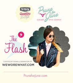 Meet Danielle Bernstein of WeWoreWhat. Danielle Bernstein, Edgy Chic, Lightning Strikes, The Flash, Meet, Random, Summer, Diy, Collection